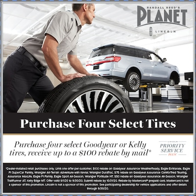 Purchase Four Select Tires