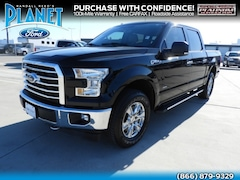 2017 Ford F-150 XLT 4WD Supercrew 5.5 Box Truck