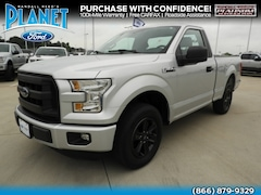 2016 Ford F-150 2WD Regular Cab 8 Ft Box XL Truck