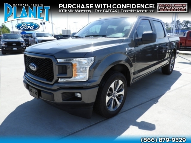 2019 Ford F-150 XL 2WD Supercrew 5.5 Box Truck