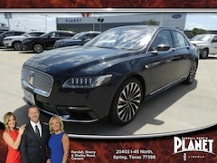 2018 Lincoln Continental Black Label FWD Car