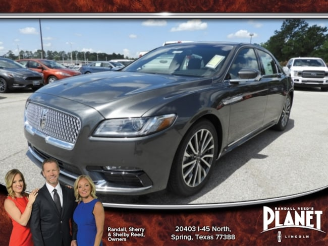 2018 Lincoln Continental Select FWD Car