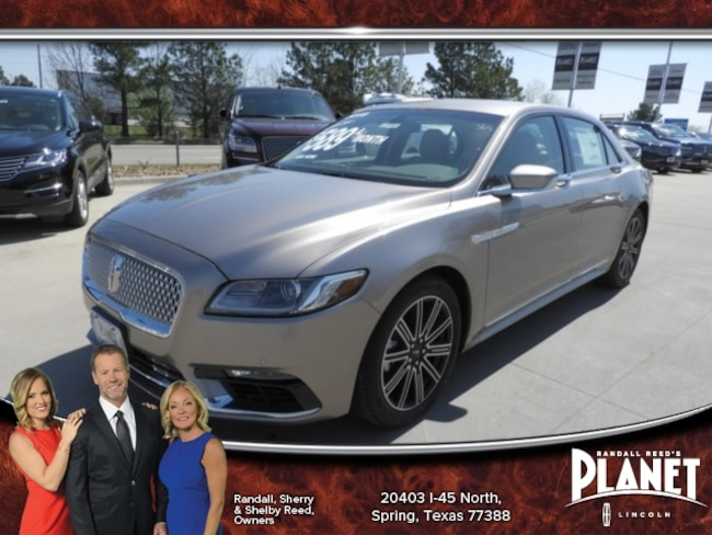 2018 Lincoln Continental Reserve AWD Car