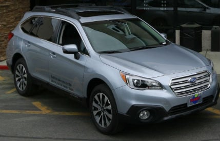 Nice Subaru Outback Premium With All Weather Pkg. Toyota Venza