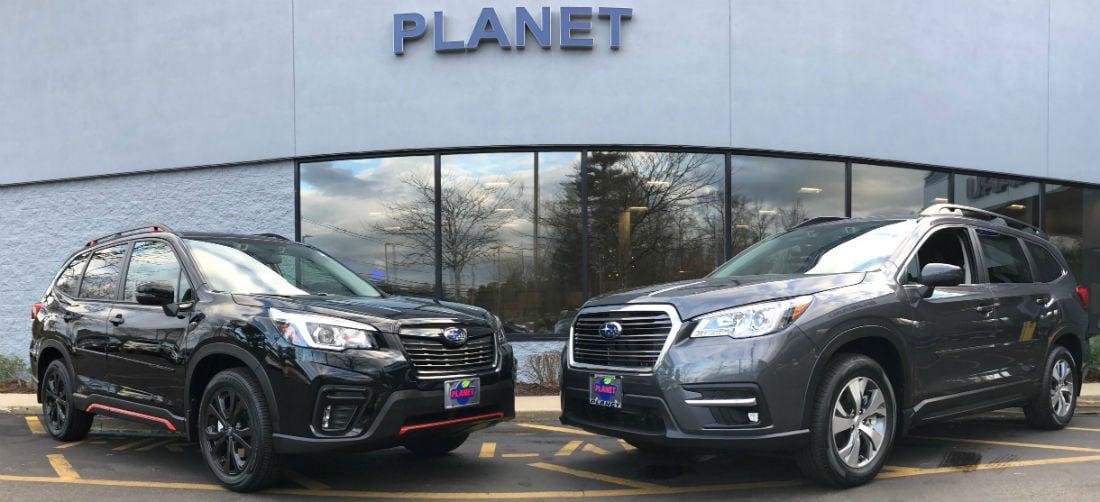 Ascent vs Forester | Boston Subaru Dealer | Planet Subaru, Hanover