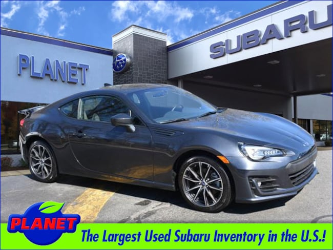 2018 Subaru BRZ Limited Auto Coupe
