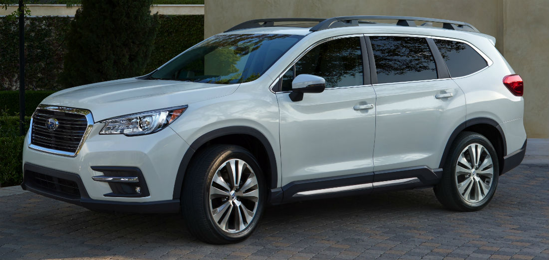 Subaru ascent availability date
