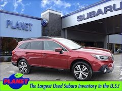 2018 Subaru Outback 2.5i Limited w/Navigation & Eyesight Navigation & SUV