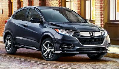 2019 Honda HR-V EX AWD vs 2019 CR-V EX AWD