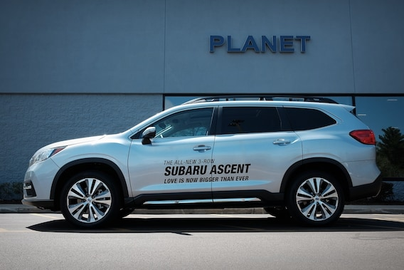 2020 Subaru Ascent Changes | Planet Subaru