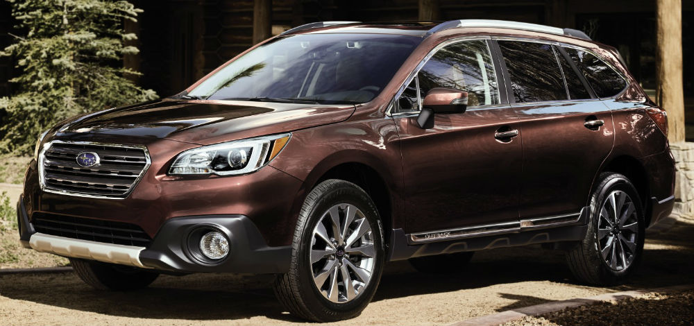 2017 Subaru Outback Changes What S New