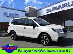 2018 Subaru Forester 2.5i CVT SUV