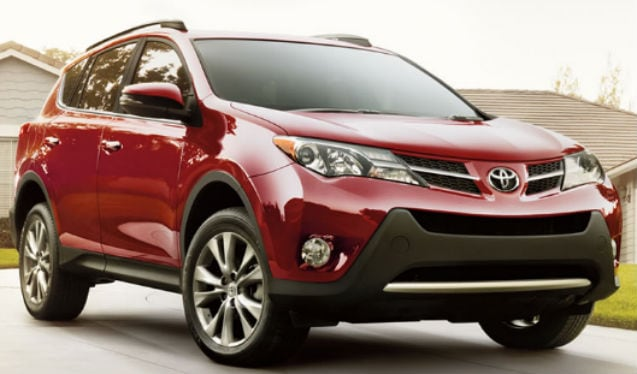 2018 toyota rav4 and 2018 honda cr v comparison planet for Honda crv vs toyota highlander