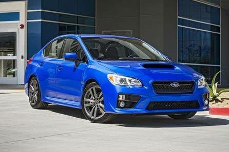 2017 Subaru WRX and STi starting around 27000  Boston Subaru