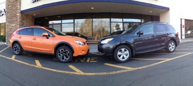 Forester Vs Outback >> Boston Subaru Dealer | Planet Subaru compares the Subaru ...