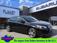 2016 Subaru Legacy 2.5i Limited w/Moonroof, Navigation & Eyesight Moo Sedan