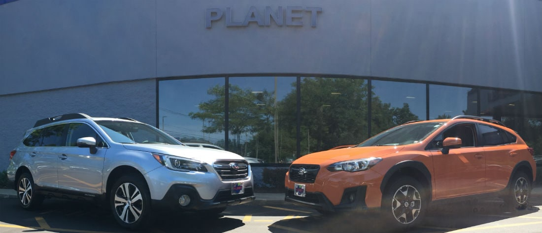 Outback vs Crosstrek | Boston Subaru Dealer | Planet Subaru, Hanover