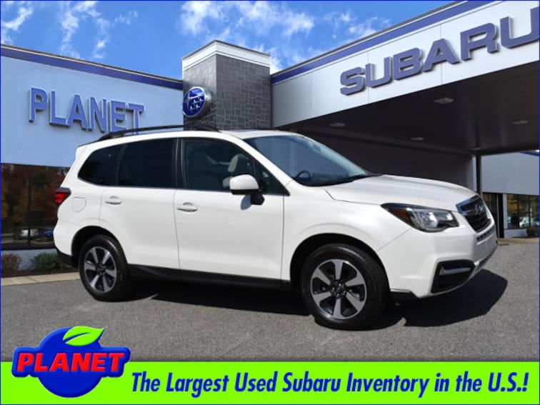 2017 Subaru Forester 2.5i Limited CVT SUV