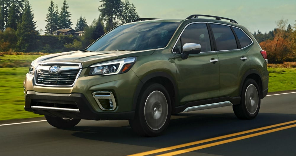 All New Redesigned 2019 Subaru Forester Subaru Of Baton Rouge