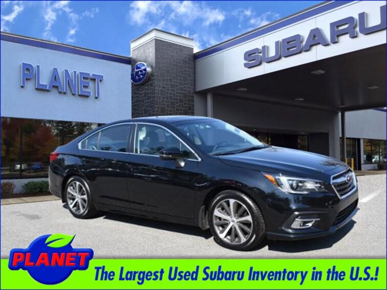 2018 Subaru Legacy 3.6R Limited 3.6R Limited MRP/NAV/ES Sedan