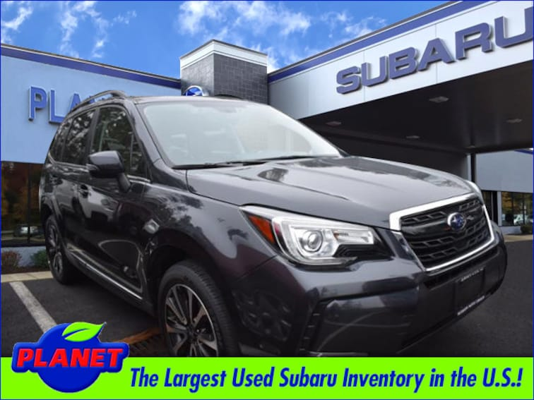 2017 Subaru Forester 2.0XT Touring w/Navigation & Eyesight Navigation & SUV
