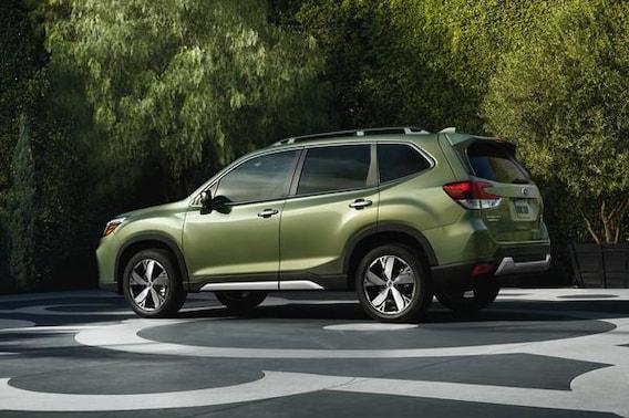 2020 Subaru Forester Changes Planet Subaru