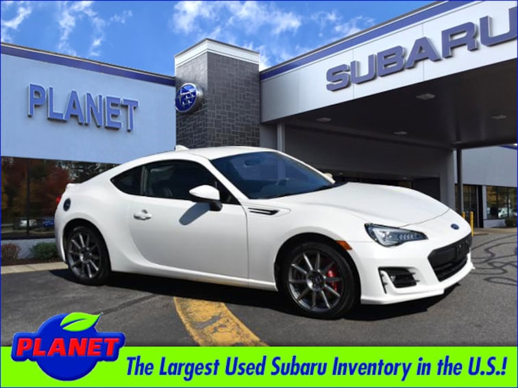 2018 Subaru BRZ Limited Manual Coupe