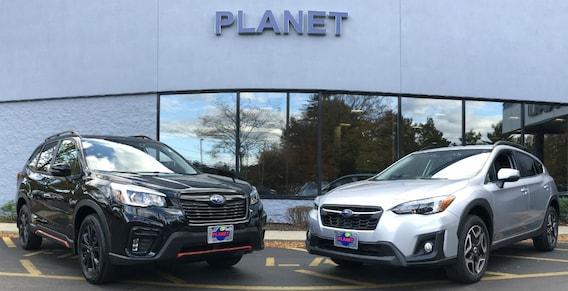 Boston Subaru Dealer | Planet Subaru compares the Subaru