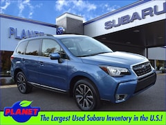 2018 Subaru Forester 2.0XT Touring w/Navigation & Eyesight Navigation & SUV