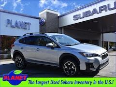 2018 Subaru Crosstrek 2.0i Premium w/Eyesight & Blind Spot Detection Eye SUV