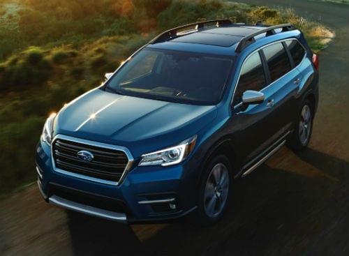 2019 Subaru Ascent 3-row SUV | Dyer Subaru