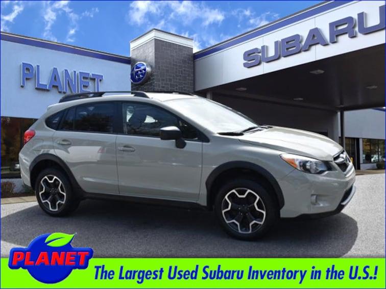 2015 Subaru Crosstrek Man 2.0i SUV