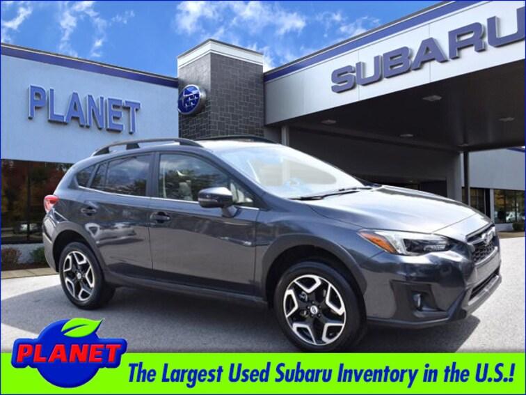 2018 Subaru Crosstrek 2.0i Limited CVT SUV