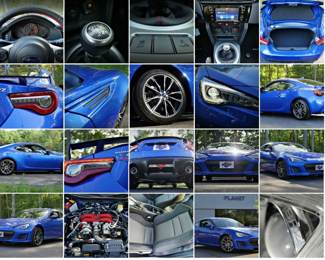 Planet-exclusive BRZ Gallery...click To Enlarge  U