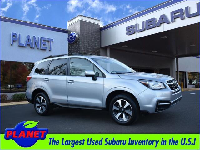 2018 Subaru Forester 2.5i Premium w/ Eyesight SUV
