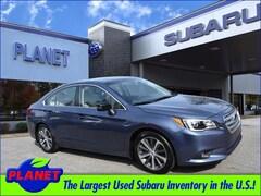 2016 Subaru Legacy 2.5i Limited Pzev Sedan