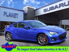 2018 Subaru BRZ Limited w/Performance Package Performance Package Coupe