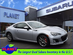 2017 Subaru BRZ Limited Manual Performance Package Coupe