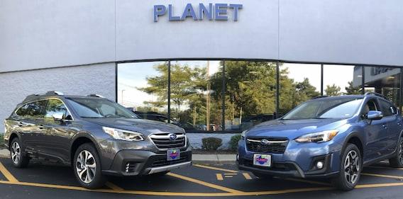 Outback vs Crosstrek | Boston Subaru Dealer | Planet Subaru