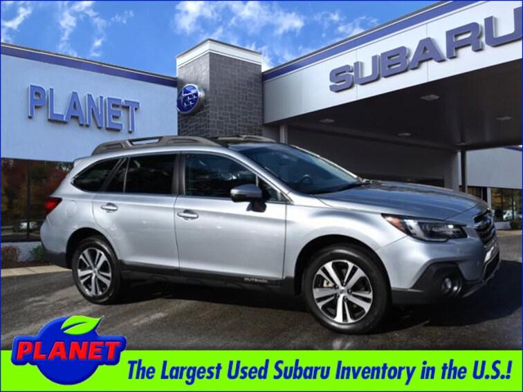 2018 Subaru Outback 3.6R w/Navigation & Eyesight Navigation & Eyesight SUV