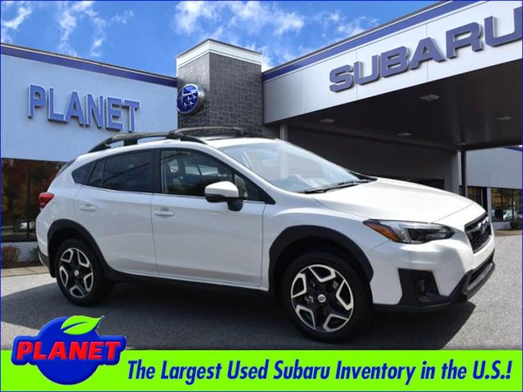2018 Subaru Crosstrek 2.0i Limited w/ Moonroof, Navigation, and Eyesight SUV