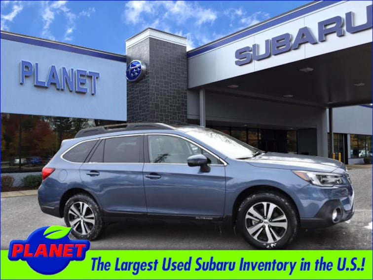 2018 Subaru Outback 2.5i Limited w/Navigation & Eyesight Navigation & SUV