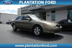 Used 2002 Ford Taurus Sedan 1FAFP55U32A112874 in Plantation, FL