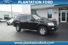 Used 2010 Ford Explorer XLT SUV in Plantation, FL