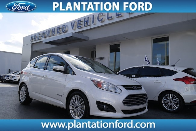 Used 2014 Ford C-Max Hybrid SEL Hatchback DYNAMIC_PREF_LABEL_AUTO_USED_DETAILS_INVENTORY_DETAIL1_ALTATTRIBUTEAFTER