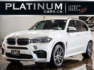 2017 BMW X5 M 567HP EXEC PKG, HEADS UP DISP, PANO, NAVI SUV