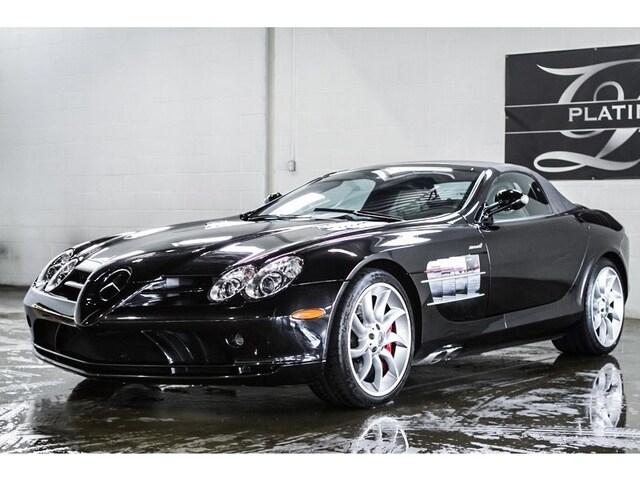 2008 Mercedes Benz Slr Mclaren For Sale Roadster Gullwing Rare