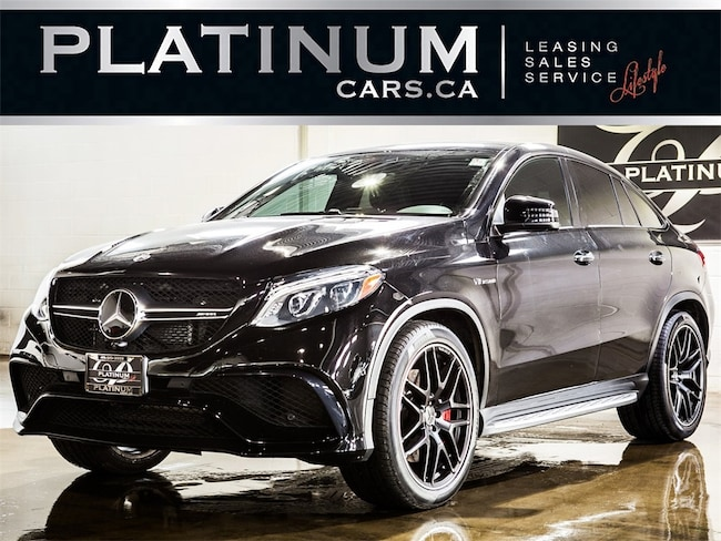 2016 Mercedes-Benz GLE-Class GLE63 S-MODEL AMG, NAVI, DRIVER ASSIST SUV