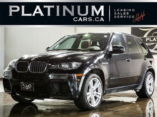 2012 BMW X5 M 555HP, NAVI, CAM, PANO, PADDLE SHIFT, HEATED LTHR SUV