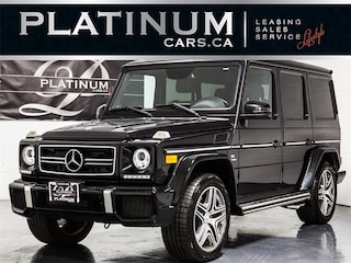2013 Mercedes-Benz G-Class G63 AMG, NAVI, DESIGNO, HEATED COOLED SEATS SUV